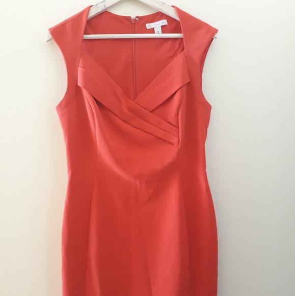 Sleeveless Red Dresses